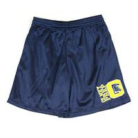 Oprep Gym Shorts W/ Logo by Embroidery Express, Style: 4011