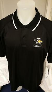 Towson Polo by Embroidery Express, Style: T010